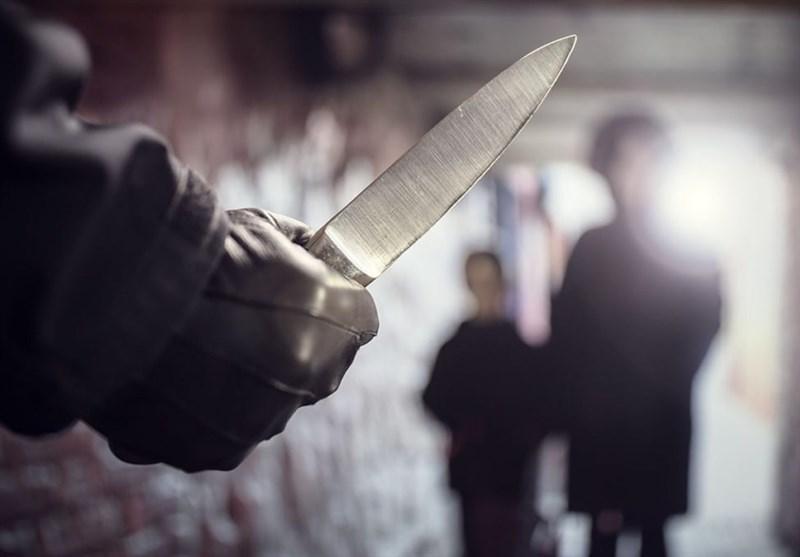 حمله به پلیس های فرانسه با سلاح سرد