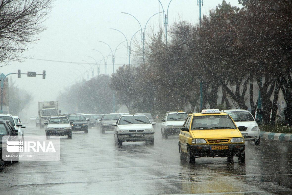 خبرنگاران باران 2 روز میهمان یزدی هاست