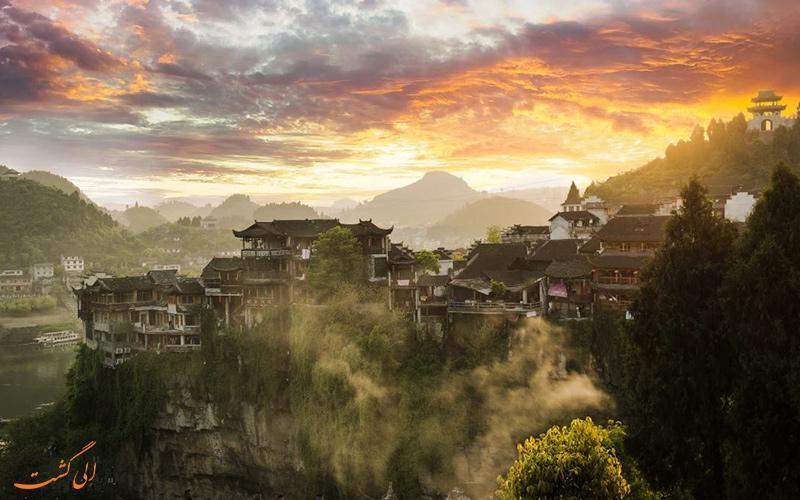 سفری به دهکده های باستانی چین