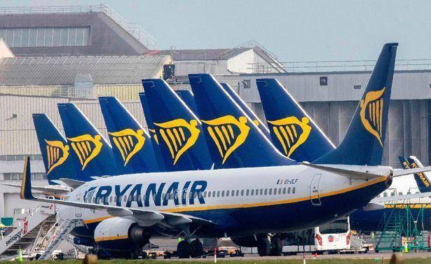 خبرنگاران شرکت هواپیمایی ایرلندی 3 هزار کارمند خود را اخراج می نماید