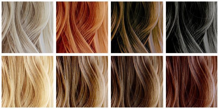 ابداع روش بی ضرر رنگ مو