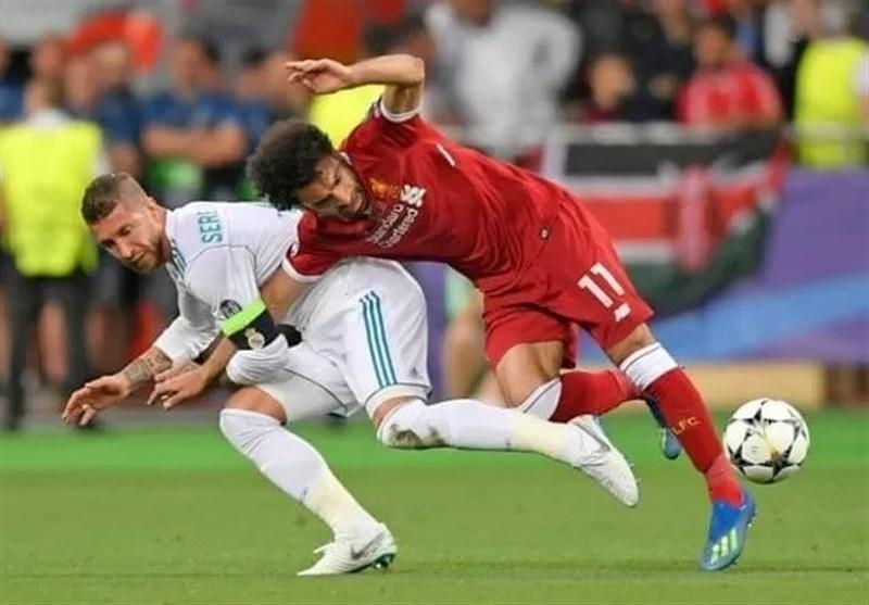 ابراز رضایت کیه لینی از خطای راموس روی صلاح در فینال لیگ قهرمانان اروپا!