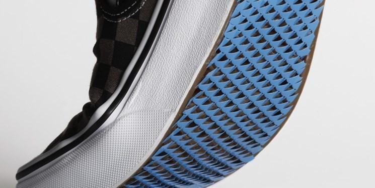 تولید کفش ضد زمین خوردن برای سالمندان با الهام از پوست مار