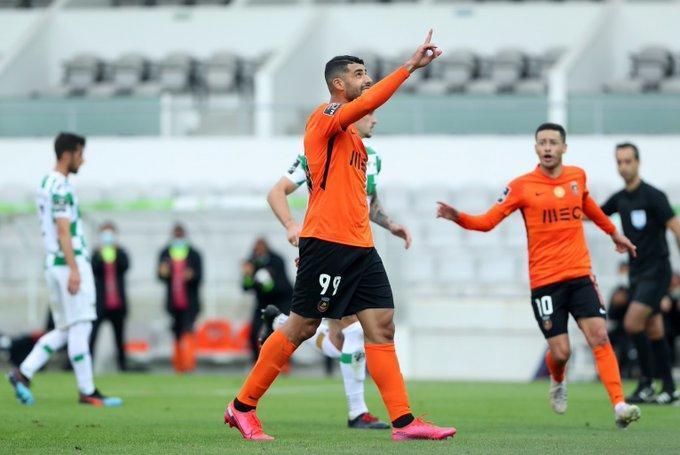 حضور طارمی در جمع بازیکنان برتر هفته بیست و ششم لیگ پرتغال