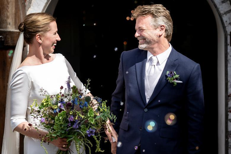 نخست وزیر دانمارک به خانه بخت رفت (