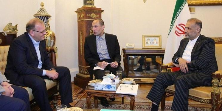 گفت وگوی سفیر ایران و معاون وزیر انرژی روسیه