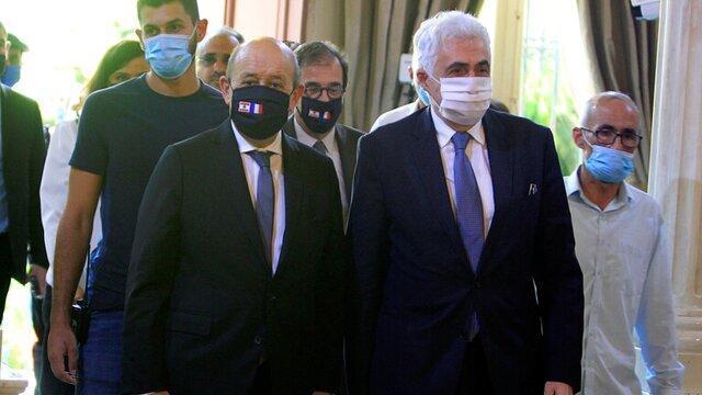 تاکید پاریس بر حمایت از لبنان تا خروج از بحران