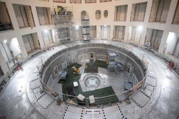 توسعه بزرگترین پروژه همجوشی هسته ای دنیا در فرانسه شروع شد