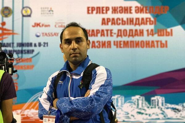 مربی تیم ملی کاراته ایران تحت عمل جراحی قرار گرفت