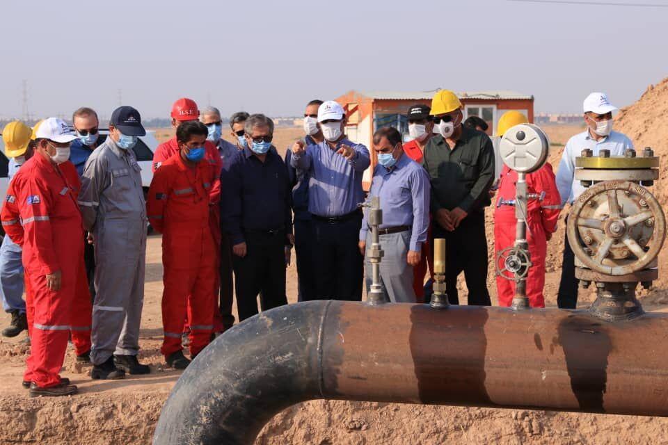 خبرنگاران طرح ملی ارسال نفت سنتزی به پالایشگاه های نفت، وارد فاز تکمیلی شد