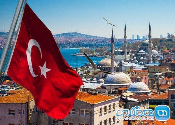 دورخیز کشور ترکیه برای جذب میلیونی مسافران