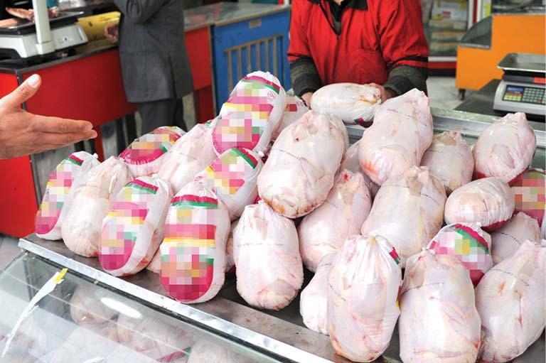 بازگشایی رستوران ها عامل گرانی مرغ!