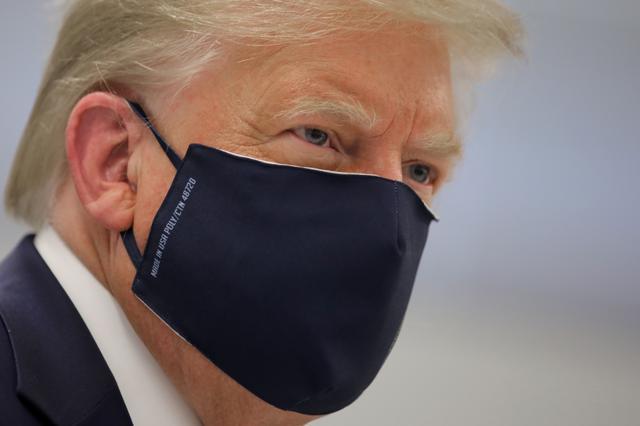برکناری ترامپ از قدرت به دلیل ابتلا به کرونا