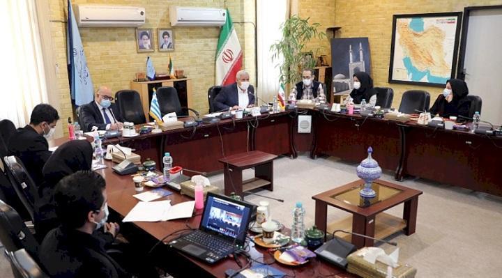 تنظیم پیش نویس تفاهم نامه همکاری های مشترک و طرح استرداد اموال فرهنگی تاریخی بین ایران و یونان
