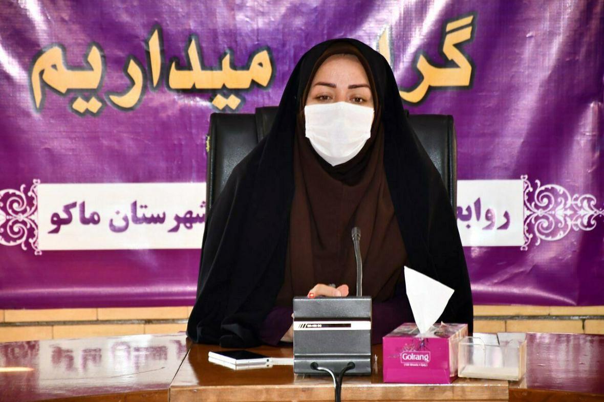 خبرنگاران توزیع 83 تن کالای اساسی در بازار ماکو شروع شد