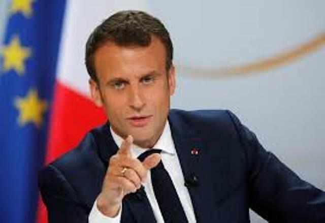 خبرنگاران مکرون تضعیف آزادی در فرانسه را تکذیب کرد