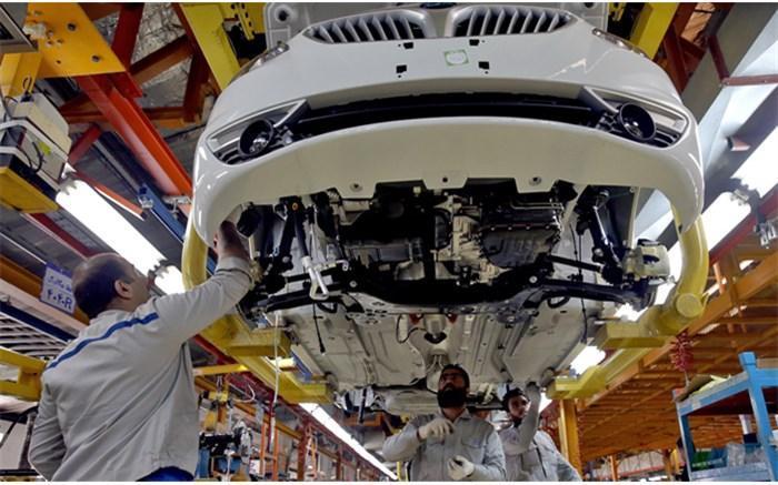 11 خودرو با 4 ستاره کیفی مهر ماه سال جاری فراوری شد