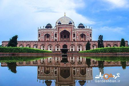 آرامگاه همایون؛ از معروفترین بناهای تاریخی هند