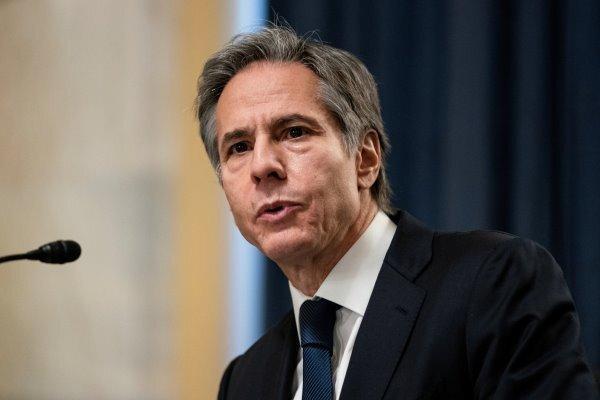 نشست تأیید وزیر خارجه آمریکا شروع شد