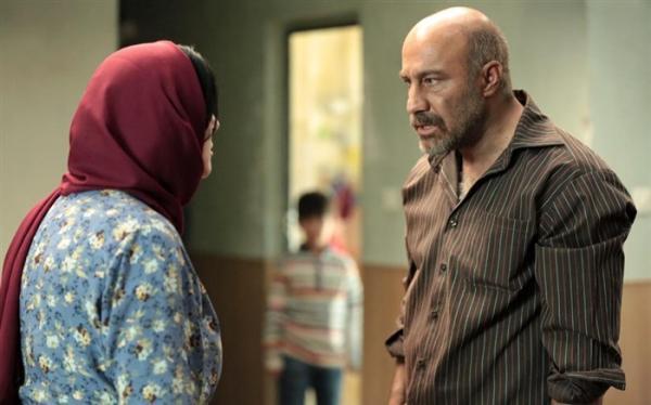 آذرنگ: در این فیلم بدترین پدر دنیا برای دخترم بودم