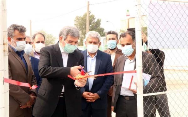 2 پروژه آموزش و پرورش استثنایی در آبادان افتتاح شد