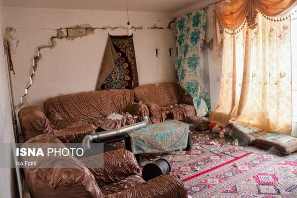 1920 واحد مسکونی شهر سی سخت و 38 روستا شهرستان زلزله زده دنا خسارت دیده اند