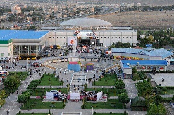 صنعت نمایشگاهی ایران به اندازه جایگاه خود رشد نکرده است