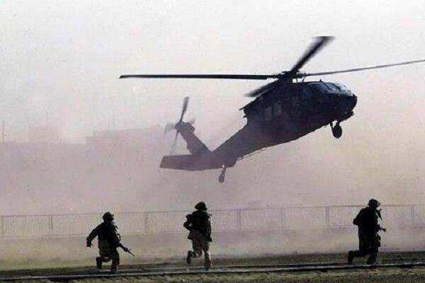 انتقال 10 داعشی از حسکه به دیرالزور از سوی نظامیان آمریکایی
