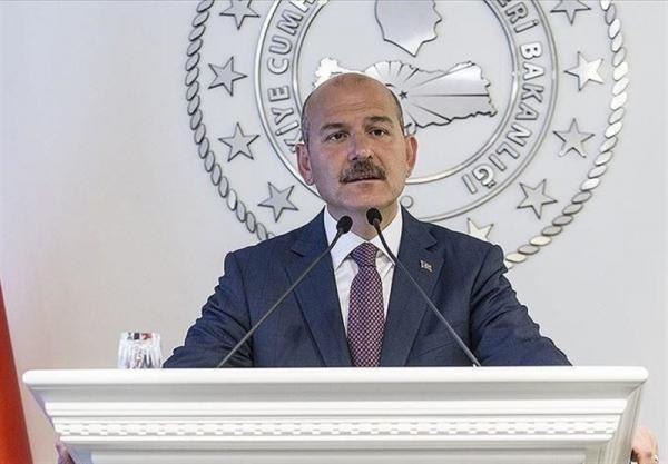 ادعای وزیر کشور ترکیه درباره حضور عناصر پ ک ک در ایران