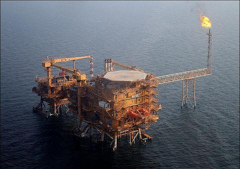 فراوری نفت در میدان بلال افزایش یافت