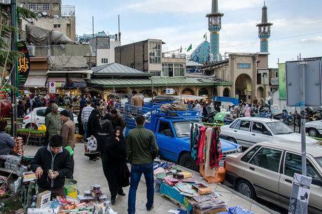 شروع طرح ساماندهی میدان تجریش با جمع آوری پایانه حمل و نقل عمومی