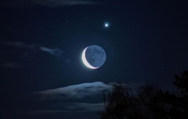 از عظیم ترین اَبَرماه سال تا خورشیدگرفتگی حلقوی؛ رویدادهای نجومی خرداد 1400