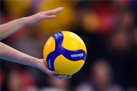 دست دادن در والیبال ممنوع!