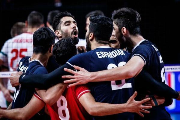 پیروزی مقتدرانه ایران برابر بلغارستان، شب عالی الکنو و شاگردانش