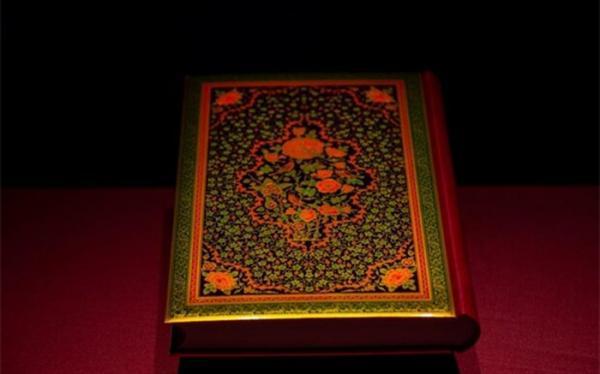 کلیات سعدی به خط میرزا علی نقی شیرازی رونمایی می گردد