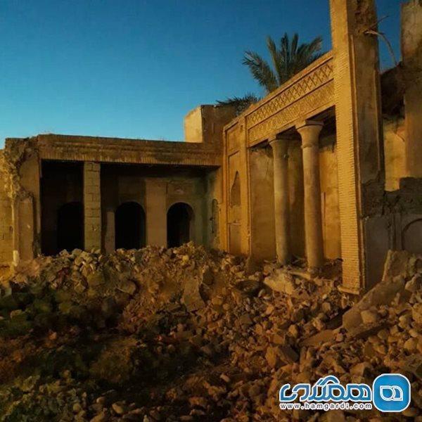 توضیح درباره خبر تخریب یک بنای تاریخی در بهبهان