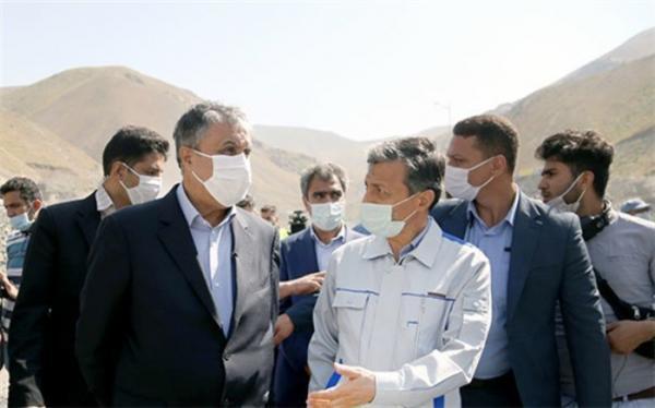 اسلامی: عظیم ترین تونل غرب آسیا در دولت دوازدهم افتتاح می گردد