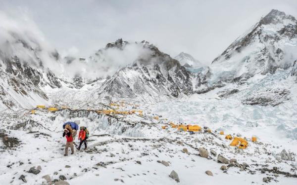 بلند ارتفاع ترین قله در جهان ، فروش آنلاین بلیط هواپیما