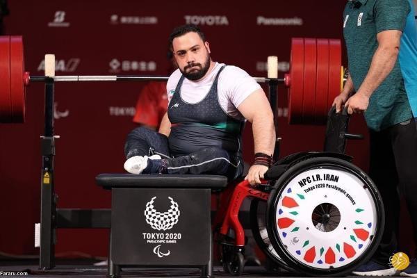 اولین طلای ایران در پارالمپیک به نام رستمی