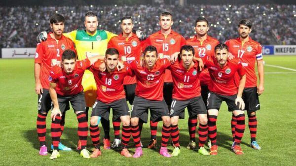 حمایت فدراسیون فوتبال تاجیکستان از حریف پرسپولیس در آسیا